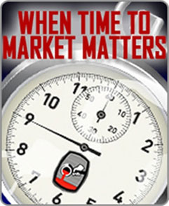 When Time to market matters